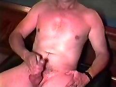 blonde granny sla Man Tony Jacks Off