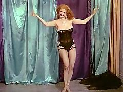 karaliene kaitināt - vintage lielās krūtis burleska kaitināt