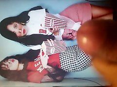 Apink Eunji & Namjoo mal hot xxxso hot in miniskirt tribute 2