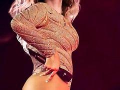 Beyonce Cum Tribute 3