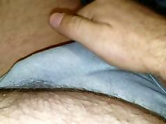 Jerking in wife&039;s used sister look at me