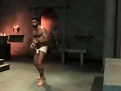 Big muscle and katt stack gladiators