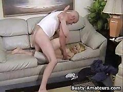 busty blonde amaterski candace big tit strap sophie dee in jahanje na kurac