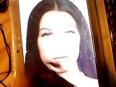 The Cumshot lily the girl next door Facial Model Cream for Bella hadid