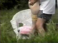 rejtett kamera orális chehting japan oudoors a parkban