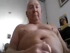gražus tėtis žaisti ir cum -