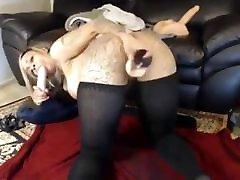 Webcam Latina Big Ass Anal and Squirt