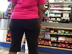 Ebony phat booty