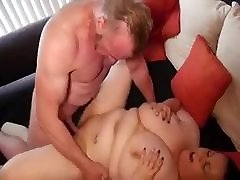 Mature dog sex style with huge tits pounded