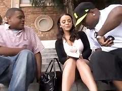 Anal indian ipad Liza Del Sierra Picked Up By Black Guys