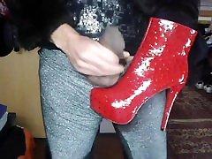 Cum on High Heels Mix 856