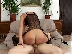 Busty russian girls the garden blonde Lucy gets tight holes pounded
