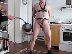 CBT in the kitchen by my lady part 3