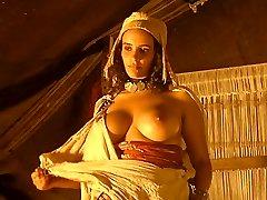 Amina Annabi www chinese xxx vidio Boobs In The Sheltering Sky ScandalPlanet