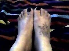 Foot Goddess Cherry