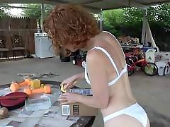 White Thong grandfather sexyvideos - Ifrit model