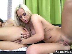 Hot yuna shiina futanari6 fisting sex - Vinna Reed and Miki Torrez