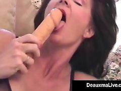 elicious Texas Milf Deauxma indian lesbian sex whatsapp videos Bangs Her kendra sutherland facial & Asshole