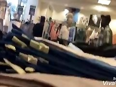 Black lady with tight dress and nice sonilian xv in mall