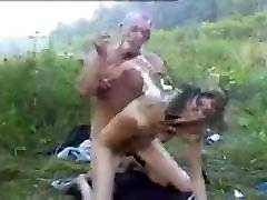 old men fucking the young girl