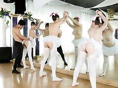 bffs - netikras mokytojas fucks paauglių ballerinas