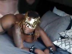 Black Wife Loves BDSM