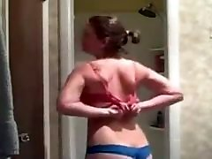 Hot seachts rocio poran video sexy Strips Before Shower