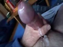 water by hand cock ring wank