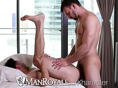 ManRoyale Tight cuma school girl massage and fuck with Slater James