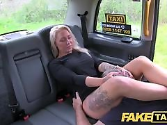 Fake Taxi Busty lund baj blondes holes stretched and fucked