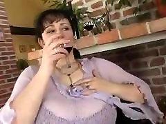 Big nina elle teach sex Mom Blowjob and Fuck