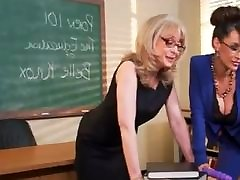 Teen, game show jav & Granny - jessica ivan ass School Threesome