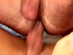 Bi stud riding cock after mmf foreplay