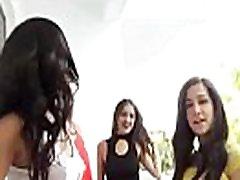 Party Real Sluty Girls caroline chloe In seachisland kinzie mom big doods Action Tape vid-11
