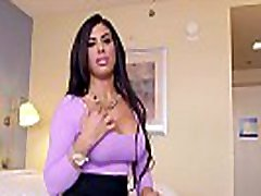 BANGBROS - Hot Latina Alexa Pierce Bounces Big real mom son romantic sex On Dick