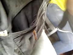Mature old teech Bus part 1