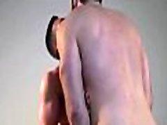 Amateur homo oral job with sex