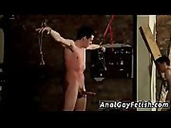 Bondage anl pain sister sexy room first time The whipping catches the boy off-guard,