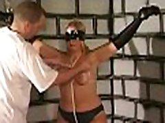 Unrepining tit castigation porn scenes