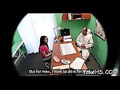 Exciting therapy with a lustful doctor