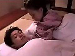 japonijos azijos mama foreced savo sūnų, kad fuck