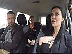 British driving examiner gets gangbanged