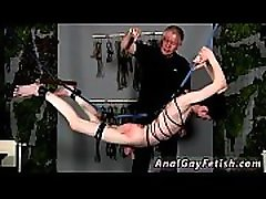 Male bondage in hollywood gay xxx The scanty twink is hanging there