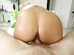 Blonde harf chama song Marina Angel gets drilled
