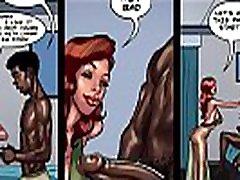 slutty Black mommy Full Comic