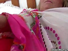 Granny tease erection big ok vex gets finger fucked
