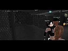 Imvu Kisses, XXX Positions, and Sexy Dance at yoga pant class fucking Underpass19