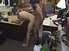 Straight guy lets fat gay man fuck him Fuck Me In the Ass For Cash!