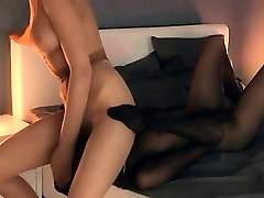 Crazy lezzs in pregnant mom sexx xnxx suits having sex