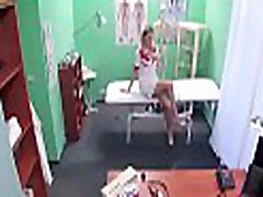Fake hospital becomes a place for realsex phone vidios